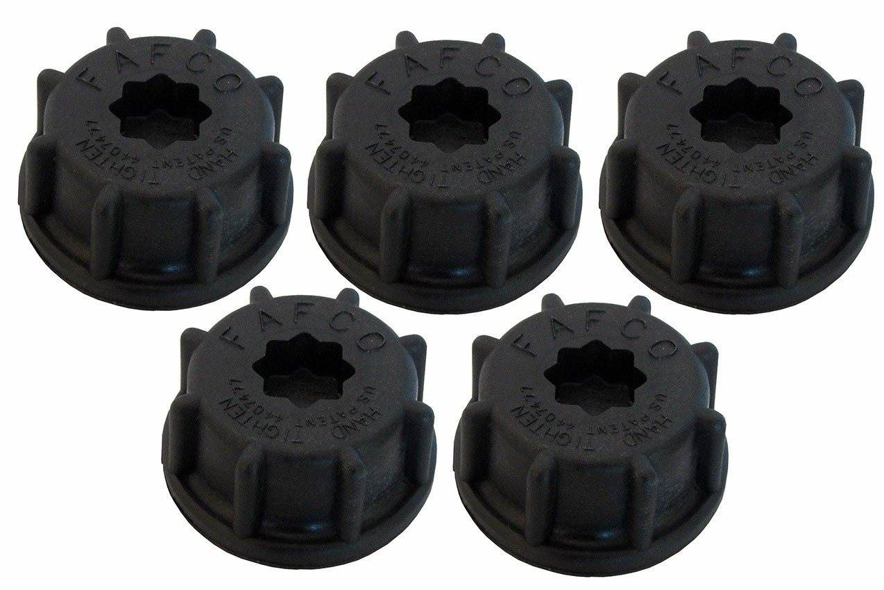 Fafco Sunsaver Replacement Cap for Roof Strap - 5 Pack