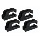 Alligator Clamp Roof Mount for Heliocol Pool Solar Panels -Bottom- HC-110L-4PK