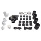System Kit for Sunquest Solar Pool Heater includes Diverter and Vacuum Valve