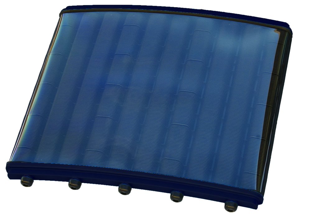 Solarpro Xf Compact Solar Heater For Above Ground Swimming Pools Ebay