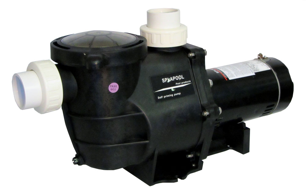 Deluxe Energy Efficient 2 Speed Pump For In Ground Pool 1