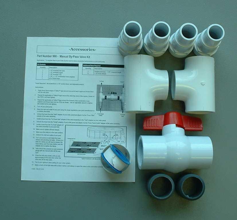 Manual Control Diverter Kit Turns Solar Panels On Off Ebay