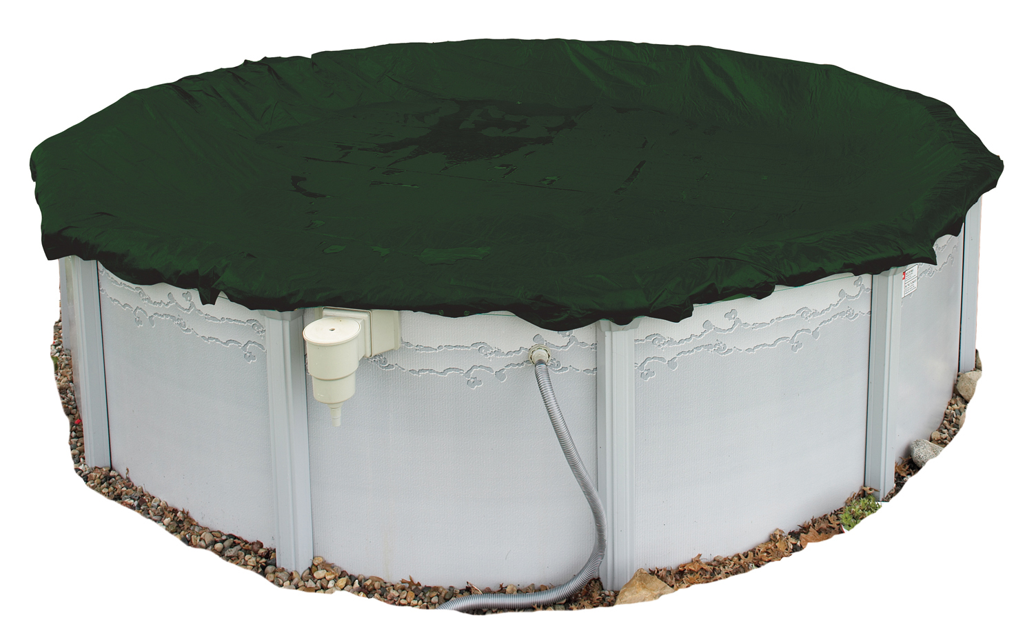 Winter Pool Cover Above Ground 24 Ft Round Arctic Armor 12 Yr Warranty Ebay