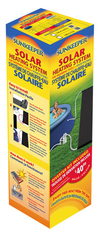 SunKeeper Solar Heating Panel