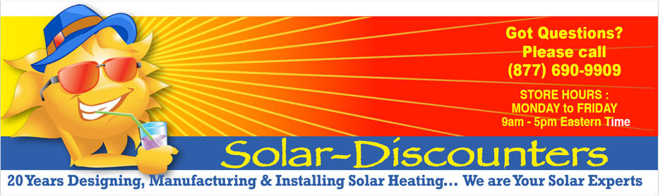 2 2 X20 Sungrabber Solar Pool Heater With Roof Rack